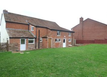 Thumbnail 4 bed property to rent in Church Road, North Newton, Bridgwater