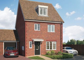 Thumbnail 4 bed detached house for sale in Plot 57, Bentall Place, The Shalford