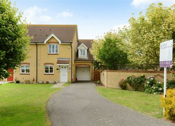Thumbnail 3 bedroom semi-detached house for sale in Willow Farm Way, Herne Bay, Kent