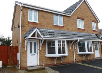 Thumbnail 4 bed semi-detached house to rent in Coopers Way, Blackpool