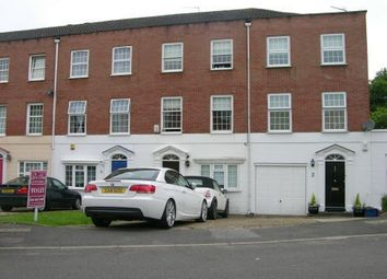 Thumbnail 4 bedroom town house to rent in Lorian Close, Woodside Park