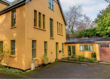 Thumbnail 3 bed semi-detached house for sale in Manor Road, Chagford, Newton Abbot, Devon