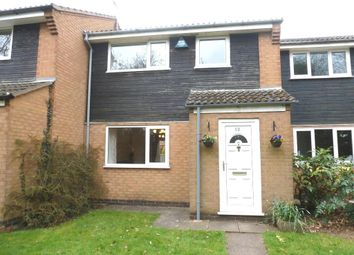Thumbnail 3 bed town house to rent in Hayden Walk, Oadby, Leicester