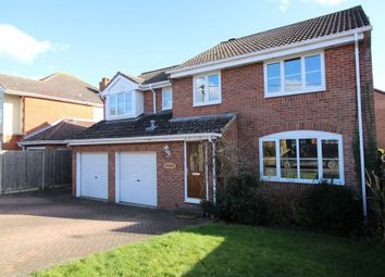 Thumbnail 5 bed detached house for sale in Oatlands Road, Boorley Green