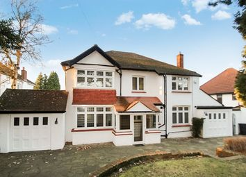 Thumbnail 5 bed detached house to rent in Selcroft Road, Purley