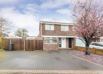 Thumbnail 3 bedroom semi-detached house to rent in Barns Road, Ferndown
