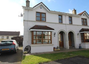 Thumbnail 3 bed semi-detached house for sale in Bates Park, Greenisland, Carrickfergus