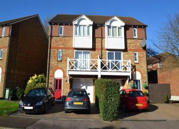 Thumbnail 3 bedroom semi-detached house for sale in Round Wood Close, Walderslade, Chatham