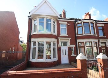 Thumbnail 4 bed end terrace house for sale in Lichfield Road, North Shore, Blackpool, Lancashire