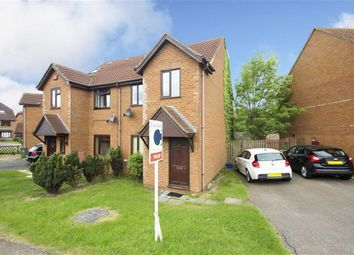 Thumbnail 3 bed semi-detached house to rent in Bergamot Gardens, Walnut Tree, Milton Keynes