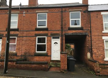 Thumbnail 3 bed terraced house to rent in Albert Street, Ilkeston