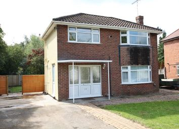 Thumbnail 4 bed detached house to rent in Tatenhill Lane, Branston, Burton-On-Trent