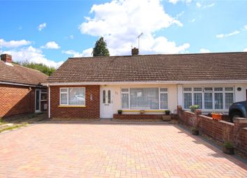 Thumbnail 3 bed semi-detached bungalow for sale in Ottershaw, Surrey