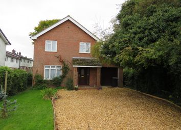 Thumbnail 4 bed detached house for sale in Parkhouse Road, Shipton Bellinger, Tidworth