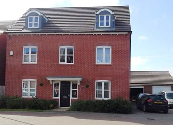 Thumbnail 6 bedroom detached house for sale in Horseshoe Close, Ibstock