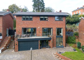 Thumbnail 4 bed detached house for sale in Snuff Mill Walk, Bewdley
