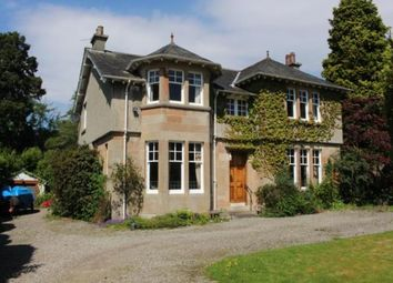 Thumbnail 5 bed detached house for sale in John Street, Helensburgh, Argyll And Bute