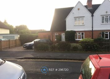 Thumbnail 3 bed semi-detached house to rent in Bordon Place, Stratford Upon Avon