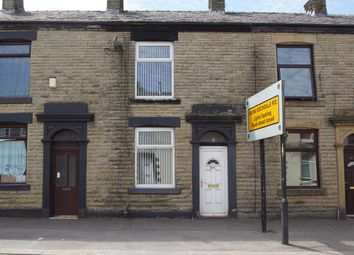 Thumbnail 2 bed terraced house for sale in Rochdale Road, Shaw, Oldham