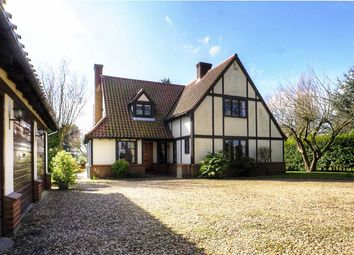 Thumbnail 4 bed property for sale in Broughton Cross Roads, Scawby, Brigg