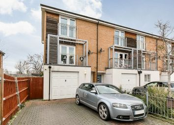 Thumbnail 3 bed end terrace house for sale in Heron Way, Wallington