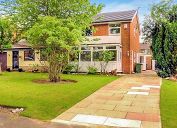 Thumbnail 4 bed semi-detached house for sale in Harwood Vale, Harwood, Bolton