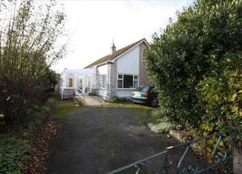 Thumbnail 4 bed detached bungalow for sale in Brynteg Estate, Llandegfan, Menai Bridge