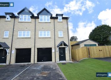 Thumbnail 3 bed semi-detached house for sale in Moorland View, New Road, Denholme, West Yorkshire