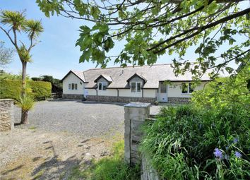 Thumbnail 3 bed detached bungalow for sale in Jacobstow, Bude, Cornwall