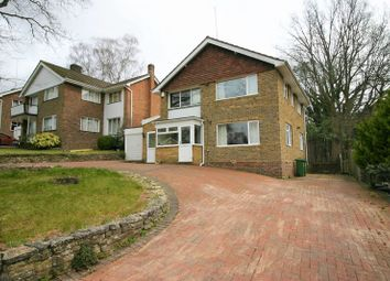 Thumbnail 4 bed detached house to rent in Holly Hill, Bassett, Southampton