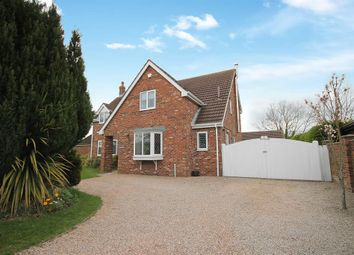 Thumbnail 4 bed detached house for sale in Hull Road, Dunnington, York