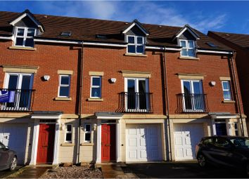 Thumbnail 3 bed terraced house for sale in Clumber Close, Loughborough