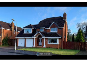 Thumbnail 4 bed detached house to rent in Smithycroft, Hamilton