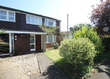 Thumbnail 3 bed semi-detached house for sale in High Tree Close, Rowtown, Addlestone