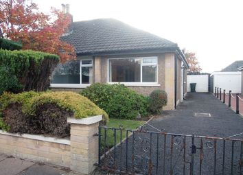 Thumbnail 2 bed semi-detached bungalow for sale in Ashfield Avenue, Morecambe