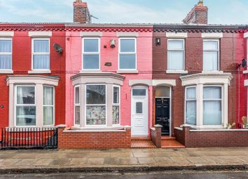 Thumbnail 3 bedroom terraced house for sale in Newhouse Road, Wavertree, Liverpool