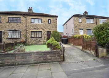 Thumbnail 2 bed semi-detached house to rent in Rydal Avenue, Frizinghall, Bradford