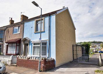 Thumbnail 3 bedroom end terrace house for sale in Glamorgan Street, Swansea