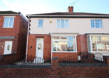 Thumbnail 3 bed semi-detached house for sale in Tennyson Avenue, Mexborough