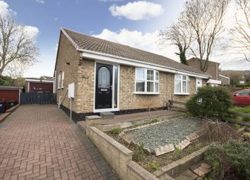 Thumbnail 2 bed semi-detached bungalow for sale in Meadowgate, Eston, Middlesbrough