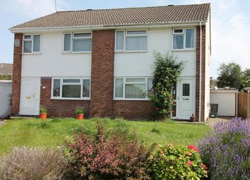 Thumbnail 3 bedroom semi-detached house for sale in Porlock Gardens, Nailsea, North Somerset