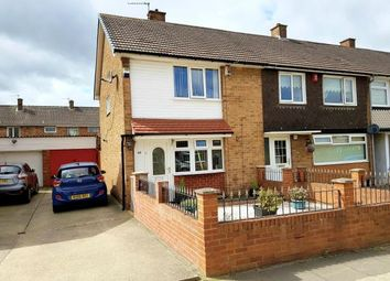 Thumbnail 2 bedroom end terrace house for sale in Darnton Drive, Middlesbrough