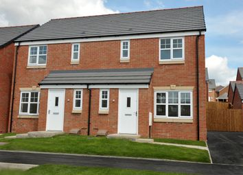 """Thumbnail 3 bed semi-detached house for sale in """"The Hanbury"""" at Oakley Way, Rochdale"""