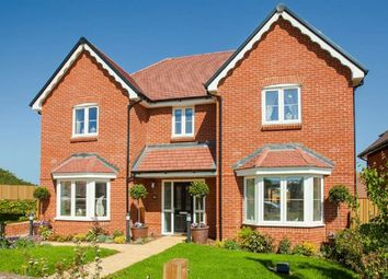 Thumbnail 4 bed detached house for sale in Winchester Road, Four Marks, Alton