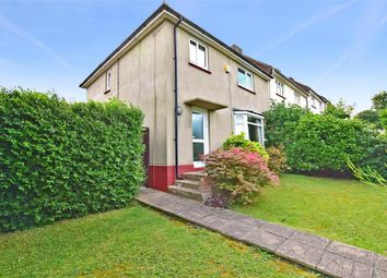 Thumbnail 4 bed end terrace house for sale in Walderslade Road, Walderslade, Chatham, Kent