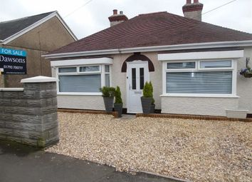Thumbnail 2 bedroom detached bungalow for sale in Mynydd Garnllwyd Road, Morriston, Swansea