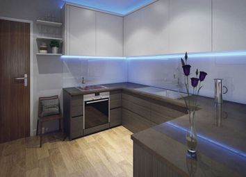 Thumbnail 2 bedroom flat for sale in Marine Wharf East, Plough Way, Surrey Quays, London