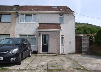 Thumbnail 3 bed semi-detached house for sale in Newton Avenue, Aberavon, Port Talbot