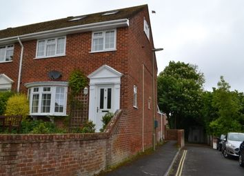 Thumbnail 3 bed property to rent in Brunswick Place, Lymington