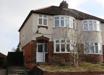 Thumbnail 3 bed semi-detached house for sale in Marsden Lane, Aylestone
